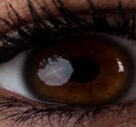 Lasik Eye Close Up